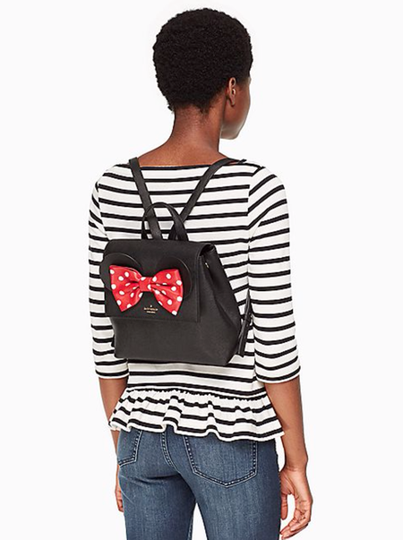 Minimochila Kate Spade Minnie Mouse