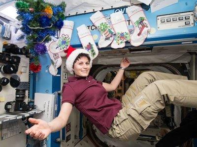 8 razones que hacen a Samantha Cristoforetti la astronauta más increíble de la galaxia