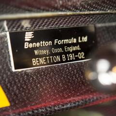 Foto 5 de 19 de la galería benetton-b-191-02 en Motorpasión México