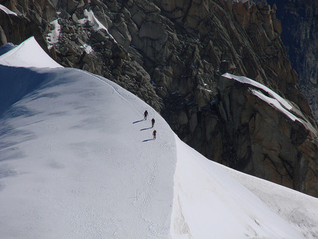 Consejos para practicar fotografía en la montaña
