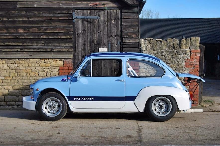 Foto de Fiat Abarth 1000 TC Corsa 1966 (1/10)