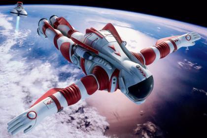 Viaje en caída libre desde un cohete