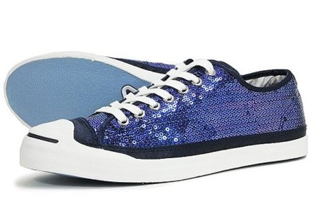 Zapatillas Converse Jack Purcell Sequin Pack