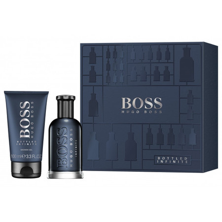 Boss Bottled Infinite Estuche