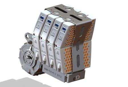 MotoCzysz Electric D1g1tal Dr1ve, un kit eléctrico de 100 CV