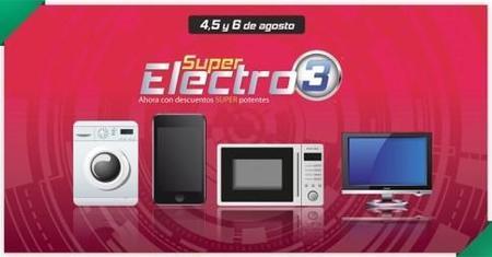 15 % de descuento adicional con 'Super Electro' de El Corte Inglés