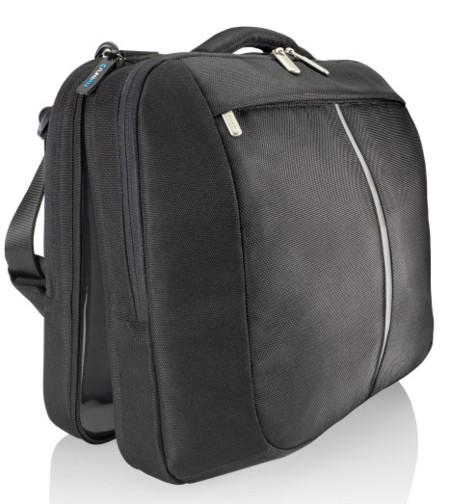 Belkin FlyThru, maletín preparado para los controles de los aeropuertos