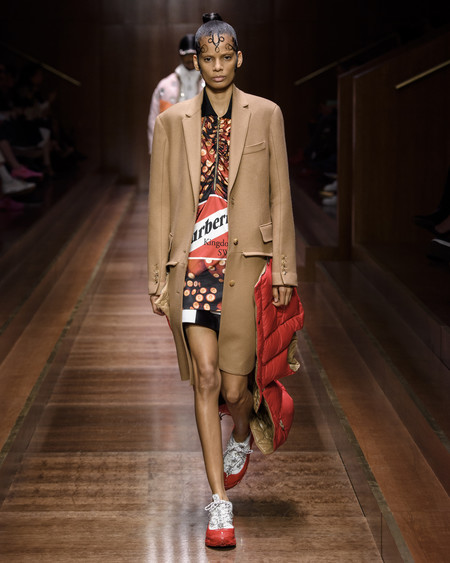 Burberry Autumn Winter 2019 Collection Look 33