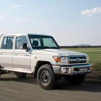 ¡La leyenda sigue viva! El incombustible Toyota Land Cruiser 70 se volverá a actualizar tras casi 40 años en el mercado