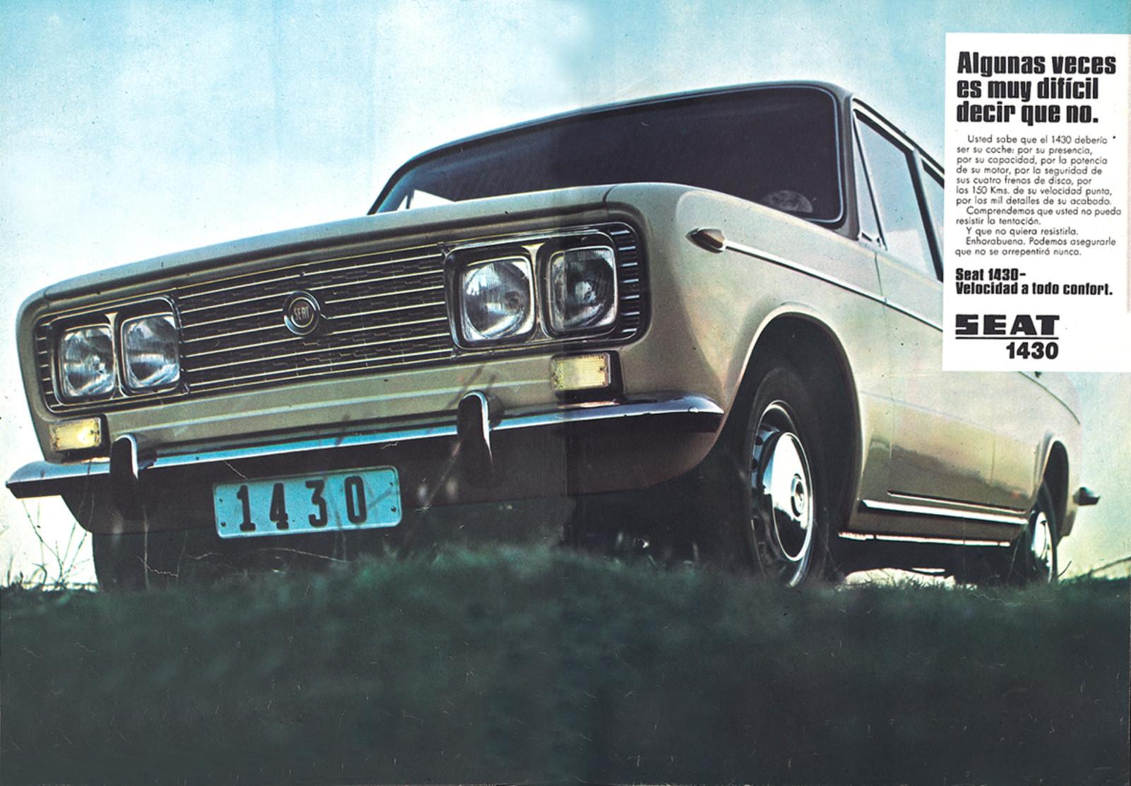 Foto de Motor SEAT 1430 - fotos históricas (4/49)