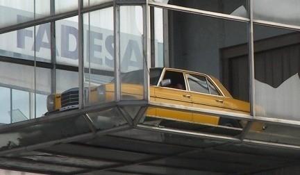 Se busca dueño para el Mercedes de Coruña