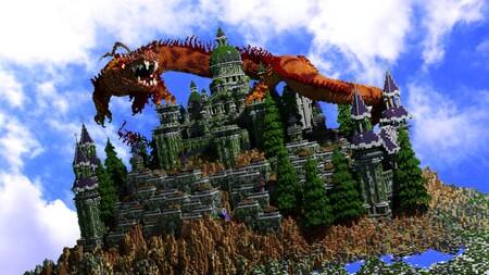 Estas son las magníficas estructuras que puedes crear en Minecraft cuando te dedicas profesionalmente a ello