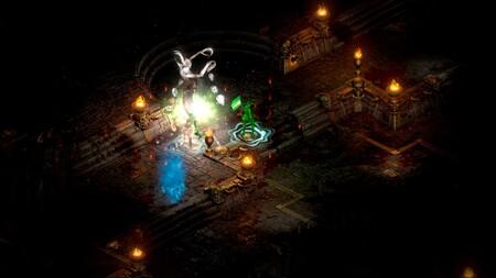 Diablo 2 Resurrected Lucha