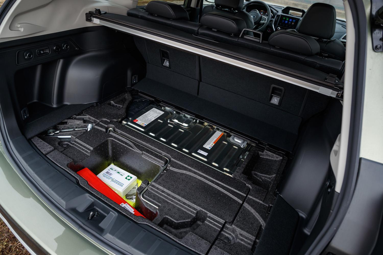 Foto de Subaru Forester y XV Eco Hybrid (10/18)