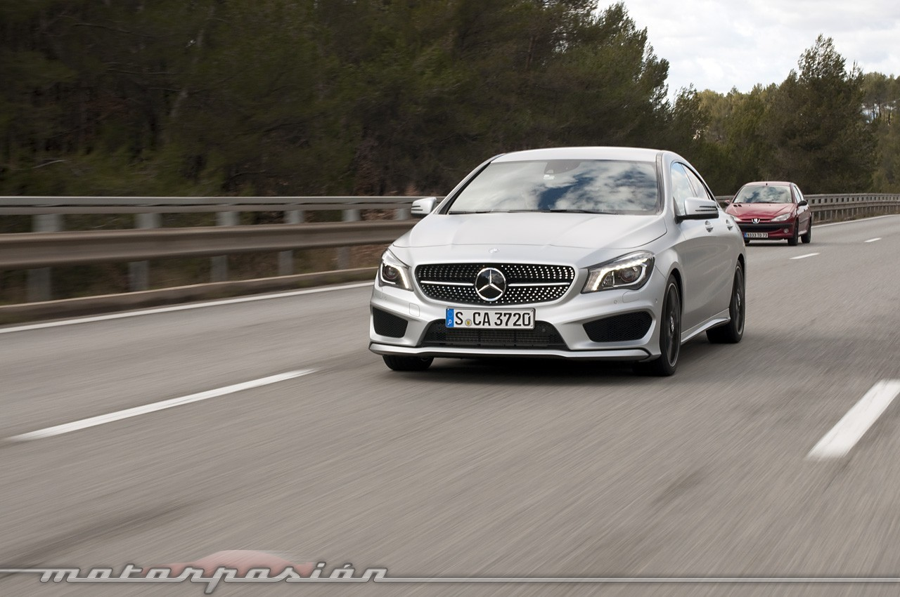 Mercedes-Benz Clase CLA (presentación)
