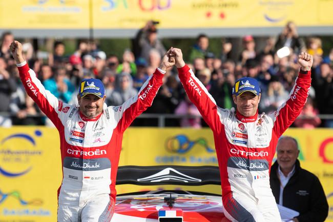 Sébastien Loeb gana en su vuelta al Rally de Catalunya y demuestra que el que tuvo, retuvo