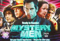 Cómic en cine: 'Mystery Men', de Kinka Usher