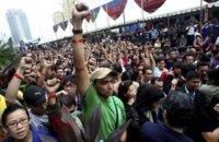 Noventa heridos en unas rebajas de Blackberry en Indonesia