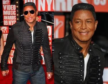 Jermaine Jackson emula a su hermano con esta chaqueta de Zara