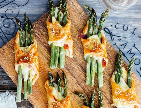 Nueve recetas para aprovechar la huerta de primavera con el picoteo del finde
