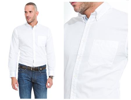 Camisa blanca Pedro del Hierro