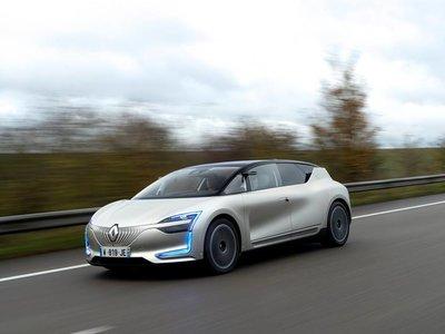 El Renaul Symbioz con nivel 4 de conducción autónoma ya está en marcha