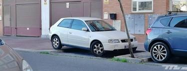 No aparcas peor: cada vez tienes un coche más grande y los aparcamientos miden lo mismo que en 1985