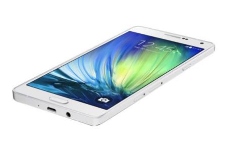 Samsung nos presenta al Galaxy A7, su teléfono más delgado