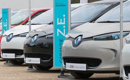 Factoría de Flins ReFactory economía circular renault zoe coche eléctrico