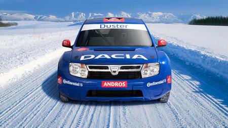 Dacia Duster, la nueva montura de Alain Prost