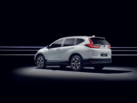 Honda Cr V Hybrid Prototype 40