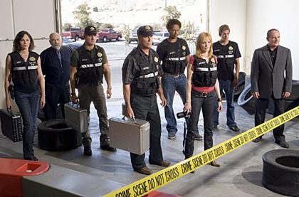 Cambios en la 9ª temporada de CSI