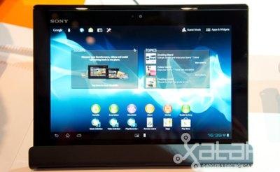Sony Xperia Tablet Z tendrá más potencia y mejor pantalla