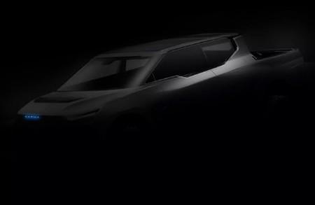 Karma Automotive prepara su propio Cybertruck para competir con Tesla en el sector de las pickups eléctricas