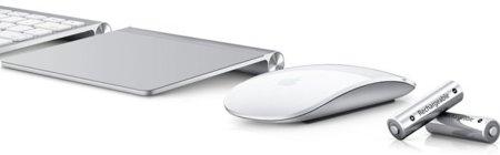 Baterías recargables de Apple