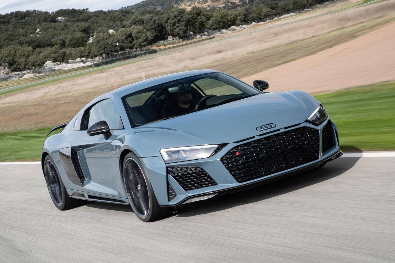 Foto de Audi R8 2019, toma de contacto (122/188)