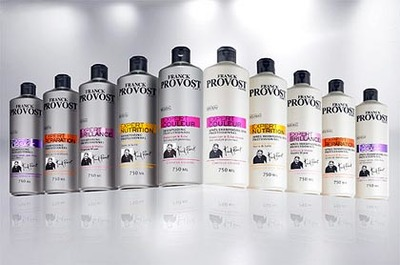 Los productos Franck Provost salen al mercado para todos