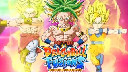 Dragon Ball Fusions: aquí tienes 7 vídeos con gameplay