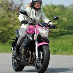 Foto 22 de 51 de la galería yamaha-xj6-rosa-italia en Motorpasion Moto