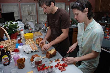Si tu hija crece en un hogar dónde las tareas domésticas se comparten, tendrá objetivos profesionales más amplios