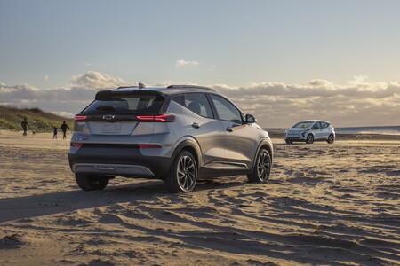 Bolt EUV 2022 llega a México, precio y lanzamiento oficial del nuevo auto eléctrico de Chevrolet