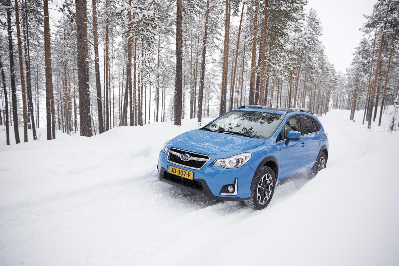 Foto de Subaru Snow Drive 2016 (112/137)