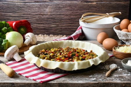 Quiche De Verduras Toprecipes Min