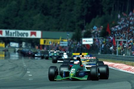 Schumacher Carrera Jordan