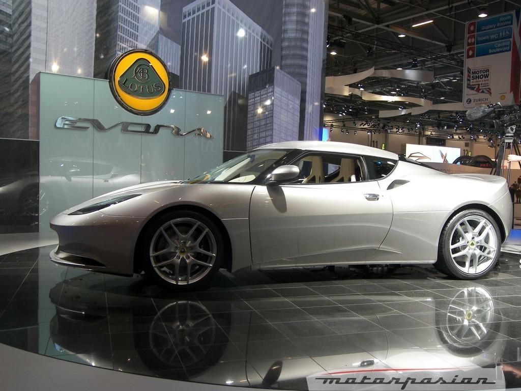 Foto de Lotus Evora en el British Motor Show 2008 (2/14)