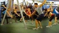 TRX: una forma diferente de ganar músculo