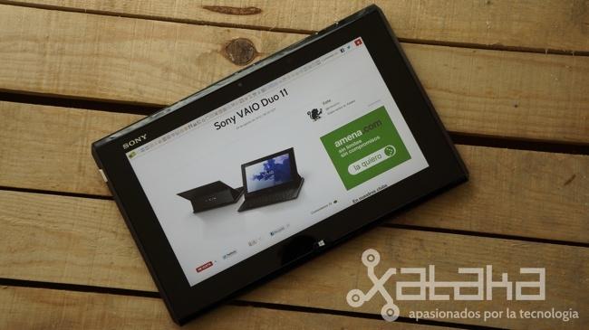 Foto de Sony Vaio Duo 11 análisis (12/29)