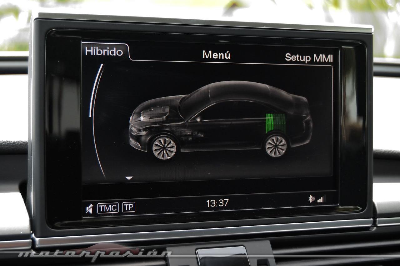 Foto de Audi A6 hybrid (prueba) (1/120)