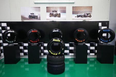 Estadísticas de la Fórmula 1: Uso de neumáticos