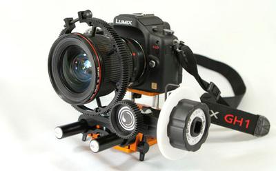 Accesorios para la grabación de vídeo con DSLR (I)